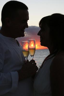 Sunset Cayman Beach Wedding for Massachusetts Pair - image 5