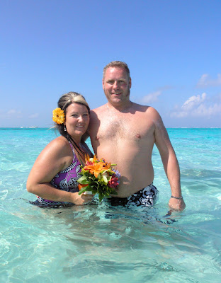 and Stingray makes three, for this Grand Cayman Wedding - image 4