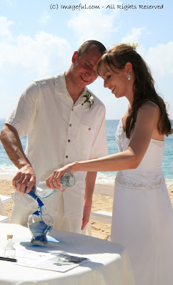 Unity Sand Ceremony & Wedding on Grand Cayman Beach - image 8
