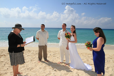 Unity Sand Ceremony & Wedding on Grand Cayman Beach - image 4