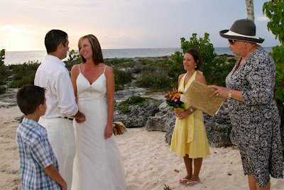 Grand Cayman Sunset Wedding was a Family Affair - image 2