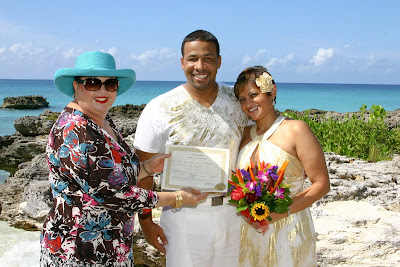 Your Cayman Islands Cruise Wedding can be as Simple as this one... - image 4