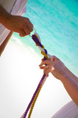 The Tropical Spendour of a Cayman Beach Wedding - image 2
