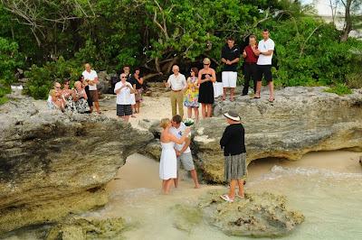 Grand Cayman Beach Wedding Dazzles for Missouri Newly-Weds - image 5