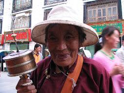 Tibetana no Barkhor