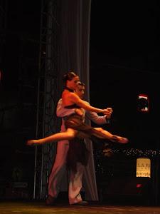 El Salvador 2007 con el trio La Camorra