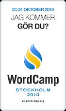 MIKU till WordCamp!