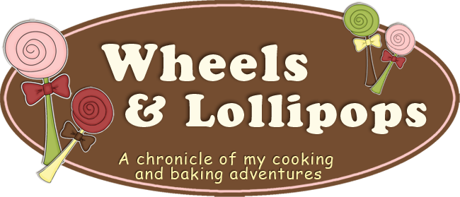 Wheels and Lollipops