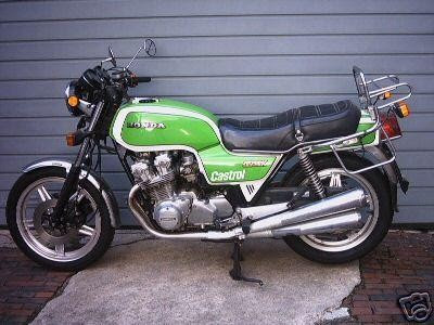 Studio Kwaak  1981    Honda    CB750KZ  jeugdsentiment