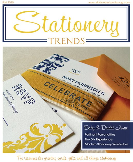 Stationery Trends Magazine on Paper Squid blog
