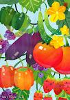 野菜イラスト 家庭菜園