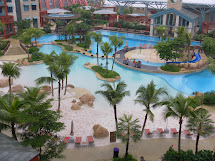 Kangle Sentosa; Hard Rock Hotel 10th Dec