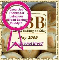 BBB Italian knot bread