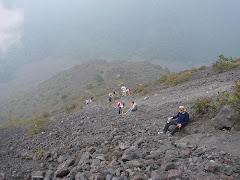JFS Volcano Hike