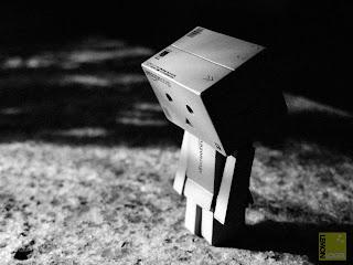 Gambar-Gambar Boneka Danbo Unik