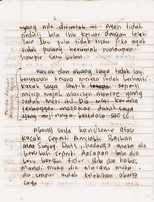 contoh karangan keluarga bahagia terbaik malaysia
