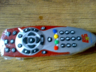 Big TV Remote