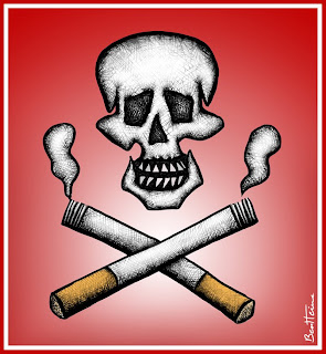 Tobacco Death