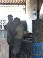 Karjat locals working in Meher Bakery