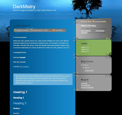 Dark Mistry