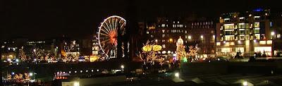 Princes Street panorama
