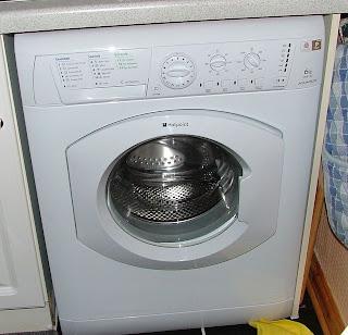A Washing Machine Yesterday