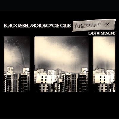 Black Rebel Motorcycle Club Front