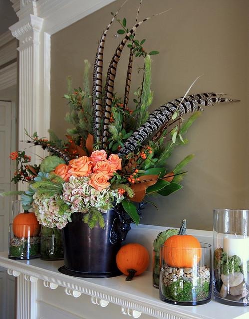 Renew redo fall decorating - Elegant fall decorating ideas ...