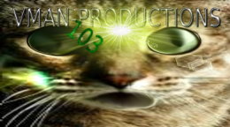 Vman103 Productions Logo
