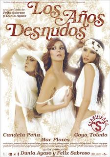 Ver Película Los años desnudos, Clasificada S Online Gratis (2008)