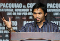 Pacquiao vs Clottey News