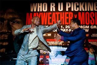Mayweather vs Mosley Updates