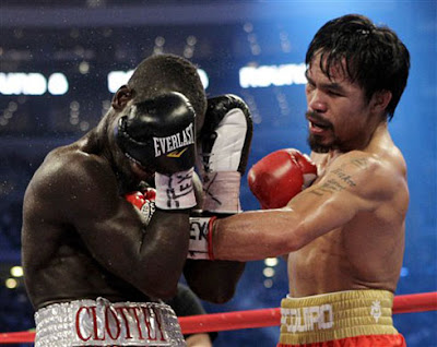 Pacquiao vs Clottey Highlights, Pacquiao vs Clottey News, Pacquiao vs Clottey Reply