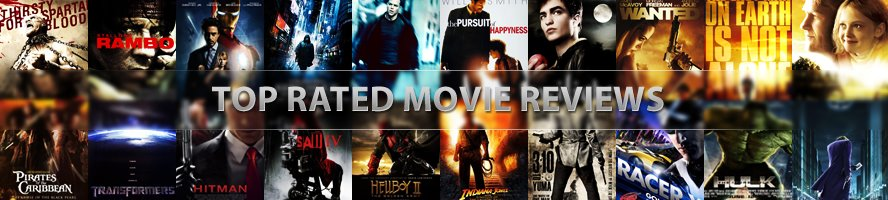 Top Rated Movie Reviews: Movie Trailers, Upcoming Movies, Movie Synopsis, Box Office Movies
