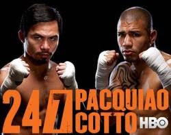 Pacquiao Cotto 24/7 Episode 3