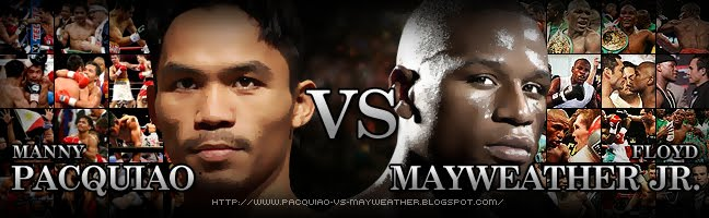 Manny Pacquiao vs Floyd Mayweather Jr. News and Updates, Online Live Streaming, Pacquiao Mayweather