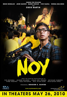 Noy The Movie, Coco Martin, Indie Films, ABS-CBN Movies,