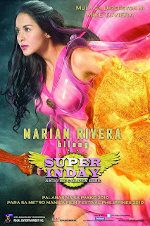 marian rivera, Super Inday and the Golden Bibe