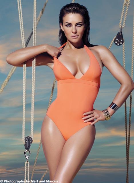 Elizabeth Hurley Bikini Pic