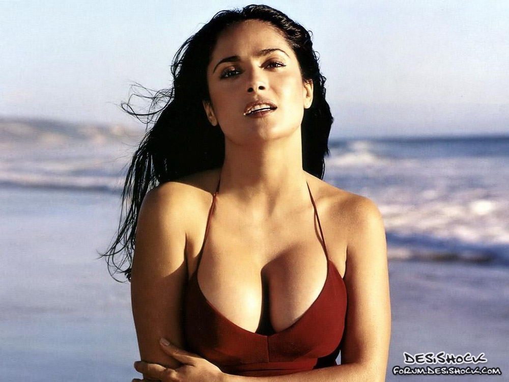 salma hayek sexy wallpapers