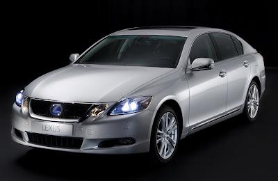 2008 New Lexus Cars