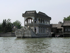 The Marble Boat (After Billy Graham showed up)