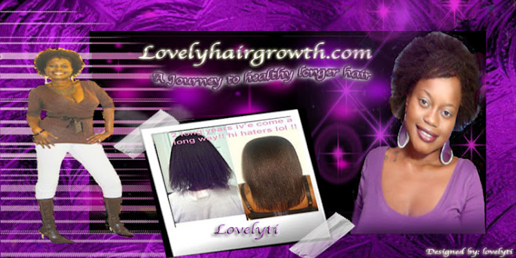 lovelyti's hair journey and everyday blogs