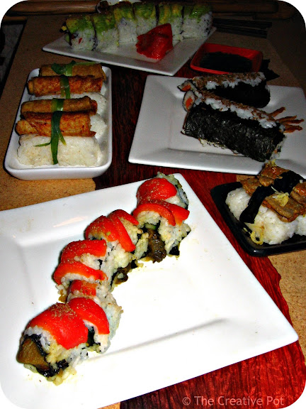Photo of Red Dragon Roll