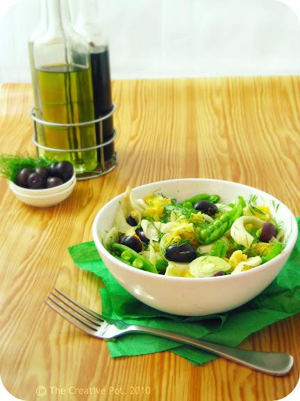 Fennel, Orange & Olive Salad [photo]