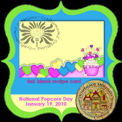 http://craftymumzcreations.blogspot.com/2010/01/popcorn-day-recipe-card-freebies.html