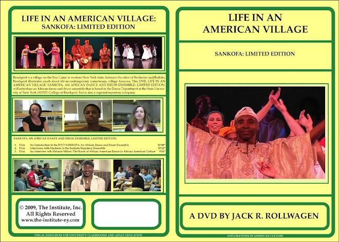LIFE IN AN AMERICAN VILLAGE: SANKOFA, LIMITED EDITION