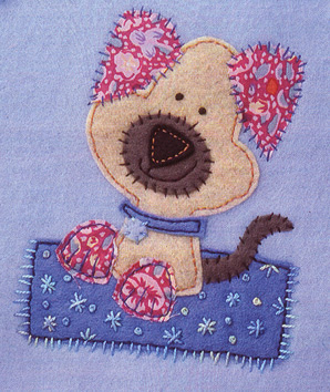 FELT APPLIQUE PATTERN FREE - APPLIQUE DESIGNS