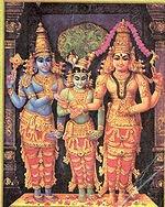 Meenakshi marriage