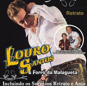 lsantos03 Louro Santos   Novo CD Promocional de 2010 Ouvir mp3 e Letras .